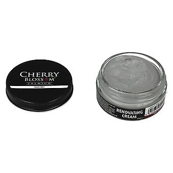 Cherry Blossom Premium Renovating Cream Light Grey Size 50ml