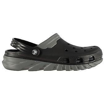 Crocs Mens Duet Max Clog Unisex Sandals