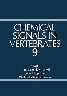 Chemical Signals in vertebrates 9 by MarchlewskaKoj & Anna