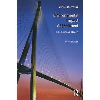 الأثر البيئي التقييم باستعراض مقارن بالخشب & كريستوفر