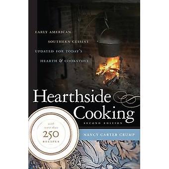 Hearthside frühen amerikanischen Südstaatenküche aktualisiert für die heutige Küche Herd und Cookstove von Crump & Nancy Carter