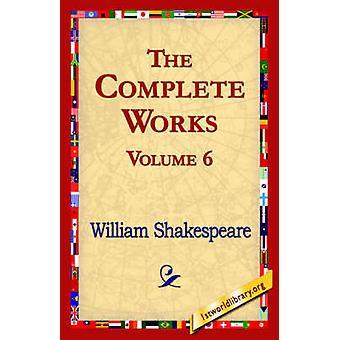 Le Volume de l'intégrale 6 par Shakespeare & William