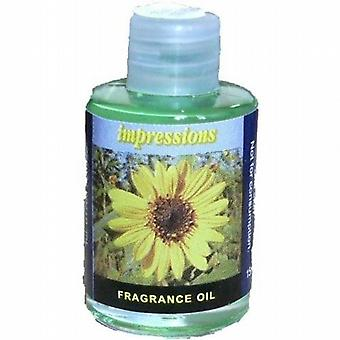 Es&M Beautiful Gentle Fragrance Oil 14Ml For All Burners Feng Shui - Earth