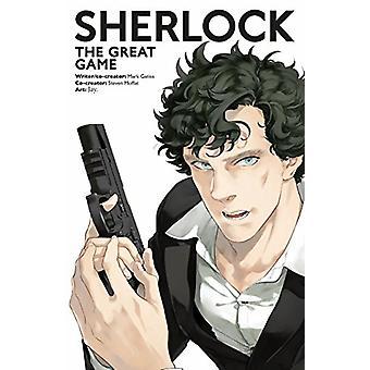 Sherlock - The Great Game by Steven Moffat - 9781785859168 Book