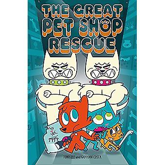 EDGE - Bandit Graphics - The Great Pet Shop Rescue by EDGE - Bandit Grap
