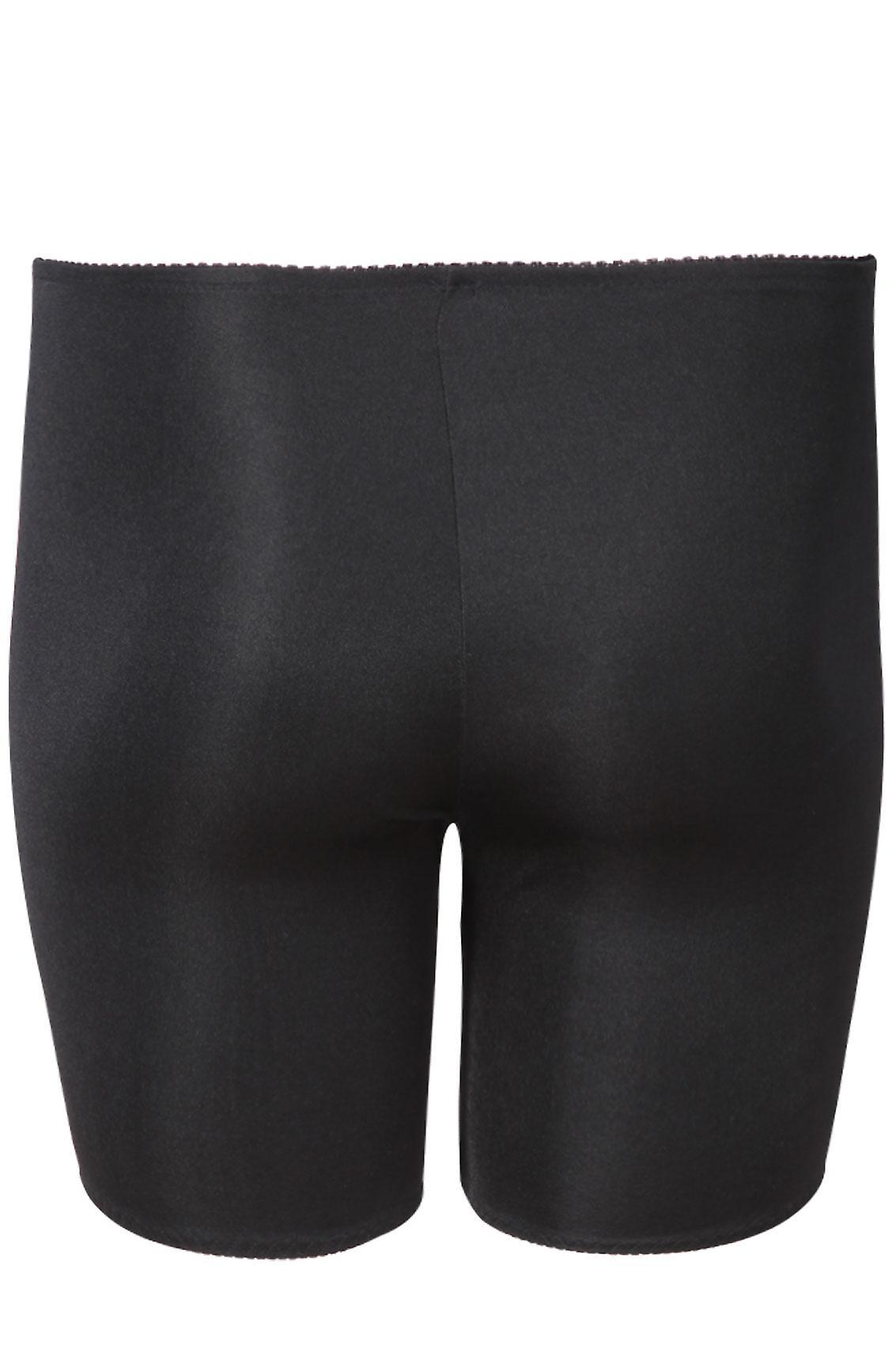 Black Long Leg FIRM CONTROL Body Shaper
