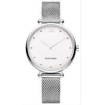 Danish Design Pure Emily Watch-Silver/Grey