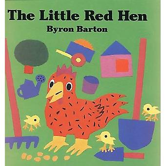 Little Red Hen Big Book by Byron Barton - 9780064433792 Book