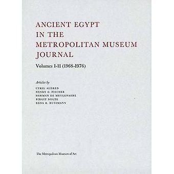 Ancient Egypt in the Metropolitan Museum Journal - Volumes 1 & 11  - 19