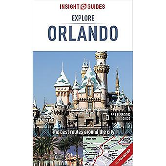 Insight Guides Explore Orlando by Insight Guides - 9781786716552 Book
