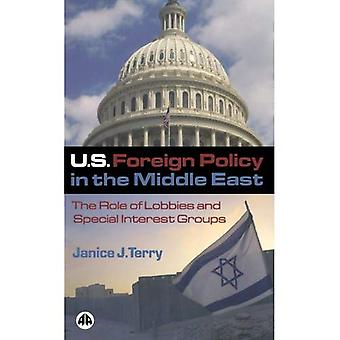US-Außenpolitik im Nahen Osten: Die Rolle von Lobbies und Sonderinteressengruppen