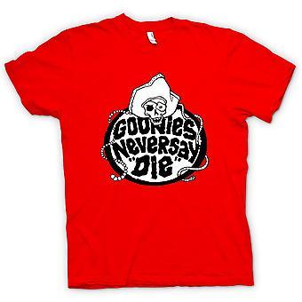 Kids T-shirt - Goonies Never Say Die - Movie