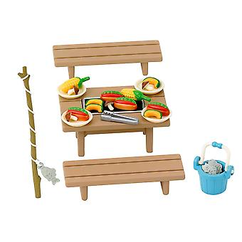 Sylvanian Families Family Barbecue Set