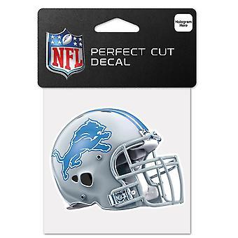 Wincraft Helmet Sticker 10x10cm - NFL Detroit Lions
