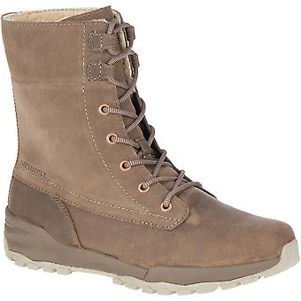 Merrell Womens Icepack Guide Lace Up Leather Winter Boots