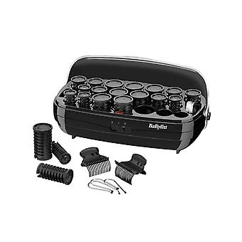 BaByliss 3045U 20 Pieces Thermo Heated Ceramic Hair Rollers Set - 3 Yr Warranty