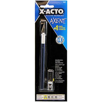 X Acto Axent Knife with Cap Blue X3037