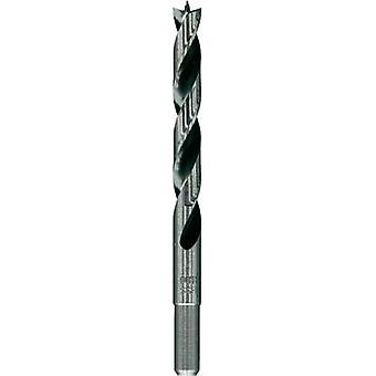 Wood twist drill bit 8 mm Heller 28565 0 Total length 117 mm Cylinder shank 1 pc(s)