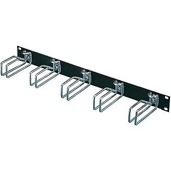 19 server rack CAB kabel rør 1 U Rittal 5502.205 Black