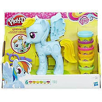 Play Doh Play-Doh Rainbow Dash My Little Pony