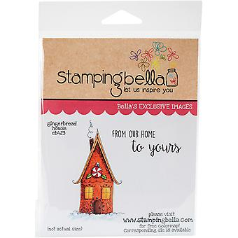 Stanz-Bella Cling Stamp 6,5
