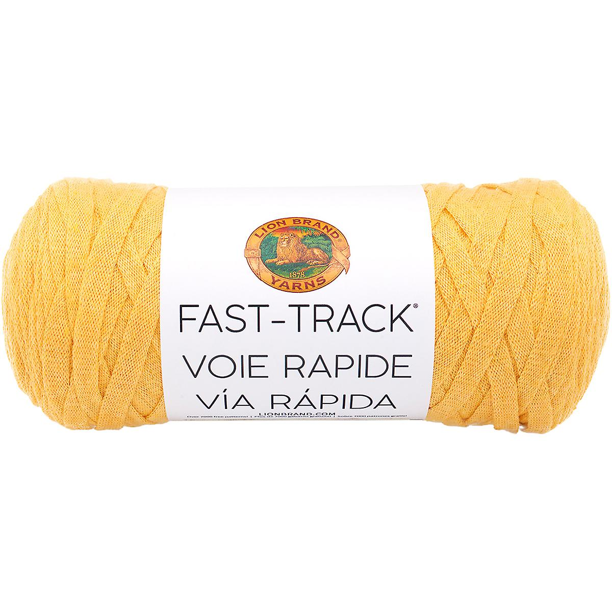Fast Track Yarn-Taxi Cab Yellow 521-157