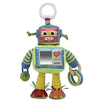 Lamaze Rusty The Robot Play And Grow (Toys , Preschool , Babies , Soft Toys)