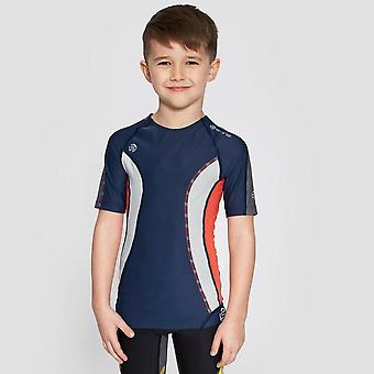 Skins Youth Kurzarm Compression Top