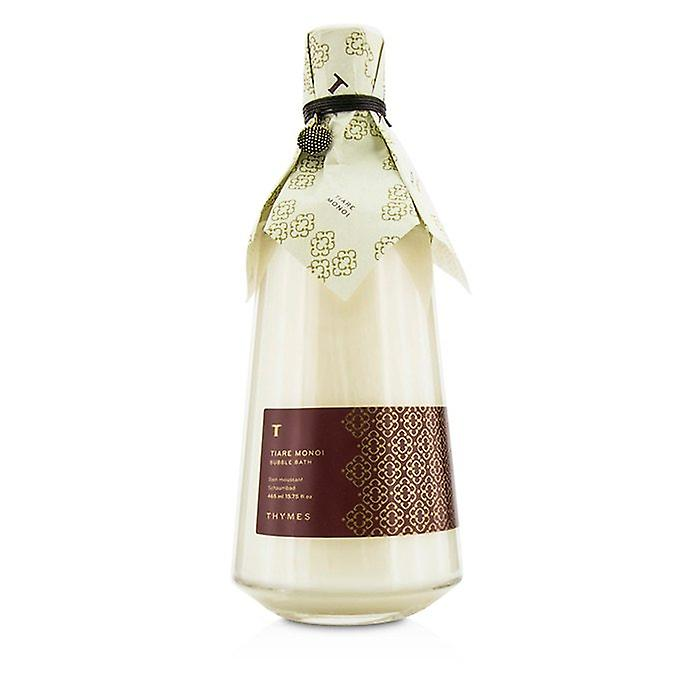 Thymes Tiare Monoi Bubble Bath 465ml/15.75oz