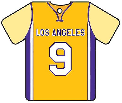 Personalised Los Angeles La Lakers Basketball Car Air Freshener
