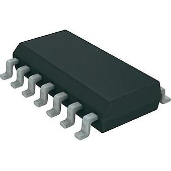 Interface IC - transceivers Infineon Technologies TLE6254-3G CAN 1/1 DSO 14 PG