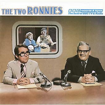 The Two Ronnies (Vintage Beeb) (Audio CD) by Barker Ronne