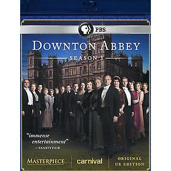 Downton Abbey: Staffel 3 [BLU-RAY] USA importieren