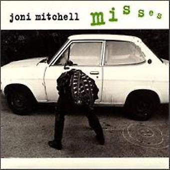 Joni Mitchell - Misses [CD] USA import