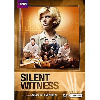 Silent Witness: Seizoen zeventien [DVD] USA import