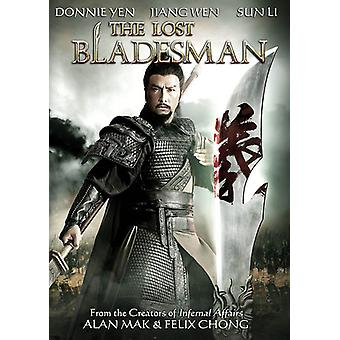 Lost Bladesman [DVD] USA import