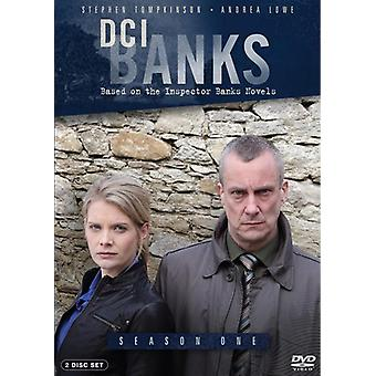Dci Banks: Season 1 [DVD] USA import