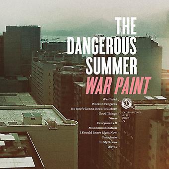 Dangerous Summer - War Paint [CD] USA import