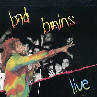 Bad Brains - Live [CD] USA importerer