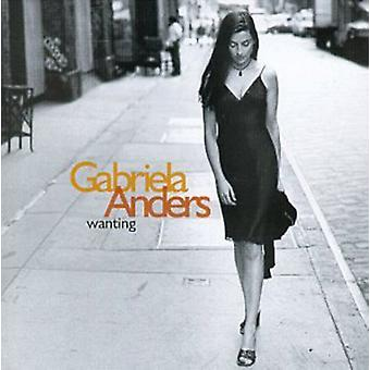Gabriela Anders - Wanting [CD] USA import