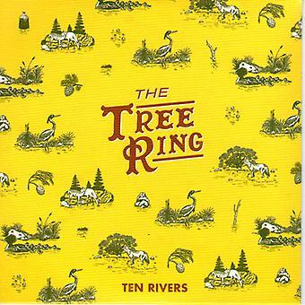 Træ Ring - ti floder [Vinyl] USA importerer