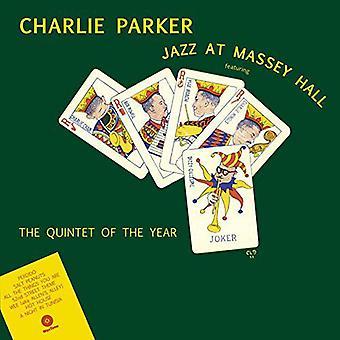 Charlie Parker - Jazz på Massey Hall [Vinyl] USA importerer