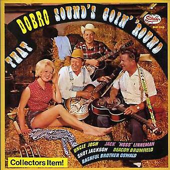 At Dobro lyd Goin' ' R - der Dobro lyd Goin' ' brikkern [CD] USA import