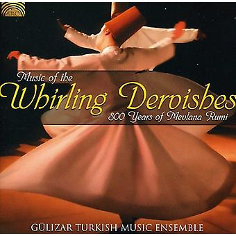 Gulizar Turkish Music Ensemble - Music of the Whirling Dervishes [CD] USA import