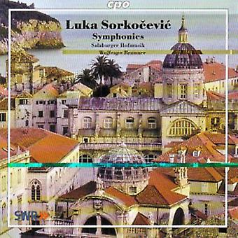 L. Sorkocevic - Luka Sorkocevic: Sinfonien [CD] USA import