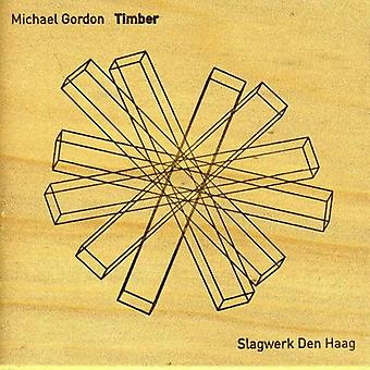 Michael Gordon - Michael Gordon: Træ [CD] USA import