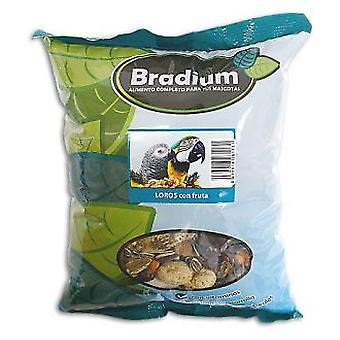 Bradium Bradium Parrots With Fruits Approx 720 Gr. (Birds , Bird Food)