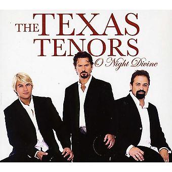 Texas Tenors - O Night Divine [CD] USA import