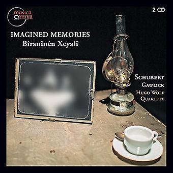 Gawlick / Hugo Wolf Quartett - indbildte minder [CD] USA import