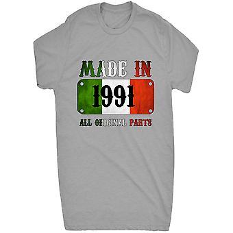 Bekend gemaakt in Italië in 1991 alle originele onderdelen